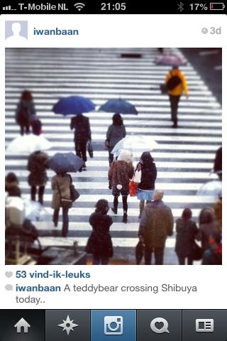 Iwan Baan op Instagram